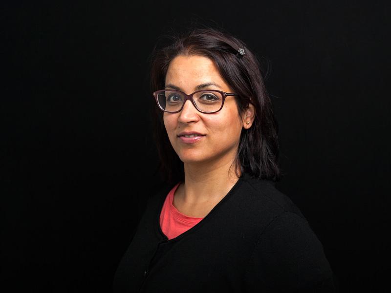 Geetha Gadjradj